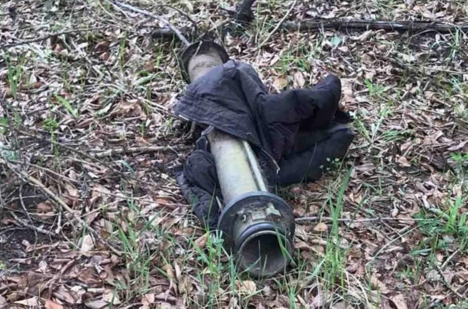 В Улан-Удэ на улице нашли реактивную штурмовую гранату