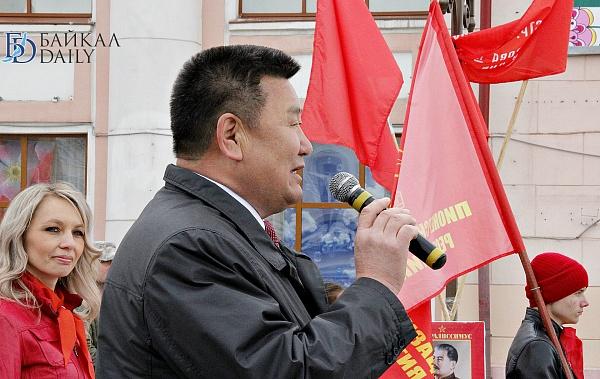 ЦИК перенаправил жалобу Вячеслава Мархаева вГенпрокуратуру