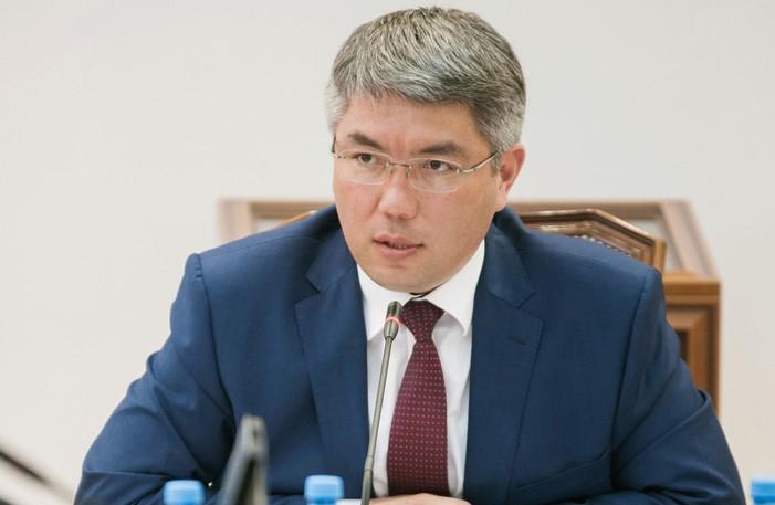 Алексей Цыденов участвует в совете губернаторов ДФО