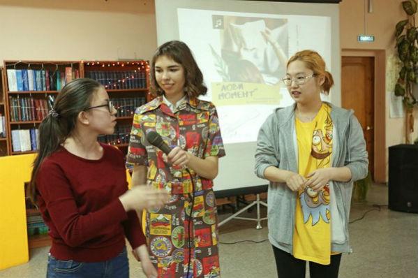 В Улан-Удэ студенты сошлись в литературной битве
