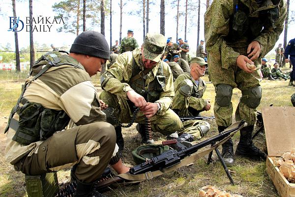Военные Бурятии примут участие в самых крупных учениях с 1981 года