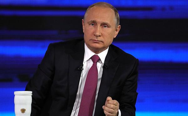 Путин о ядерной войне: «Мы попадём в рай, а они — просто сдохнут»
