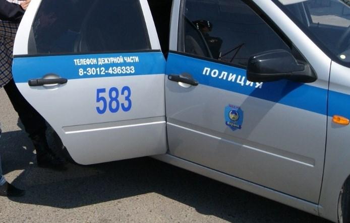 В Улан-Удэ поймали кусающегося грабителя