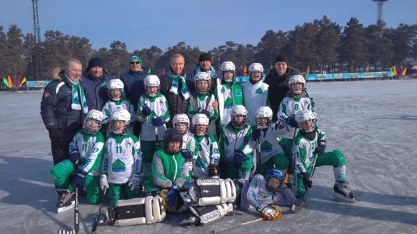 Юные хоккеисты Иркутской области сразятся за кубок губернатора