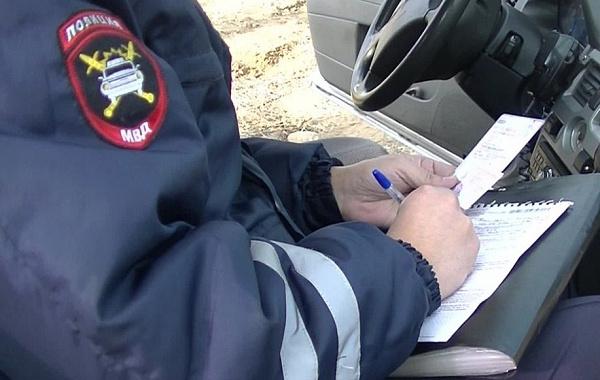 В Бурятии оштрафовали дебошира, толкавшего полицейского