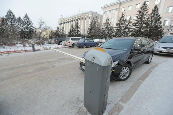 К зданию мэрии Улан-Удэ и правительству теперь не все смогут подъехать