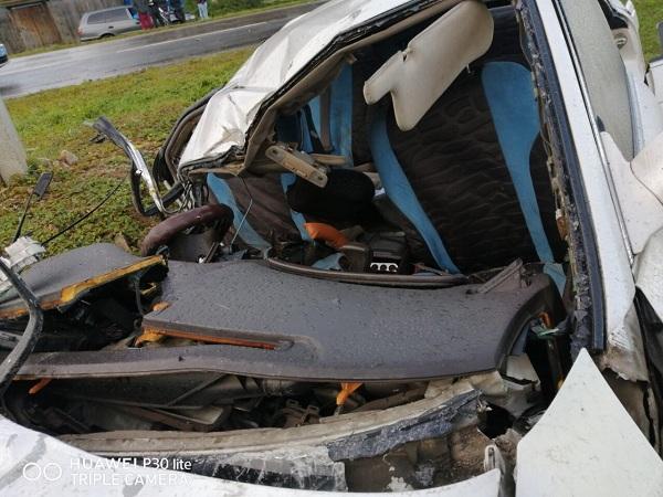В Бурятии в ДТП погибли три человека: фото