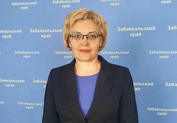 В Забайкалье назначен новый министр образования края