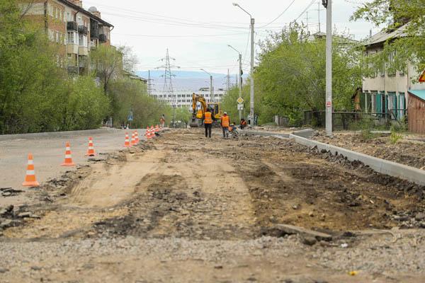 Депутаты горсовета рекомендовали приостановить ремонт двух дорог в Улан-Удэ