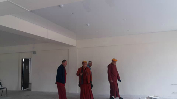 В Бурятии продолжаются работы по созданию музея Иволгинского дацана