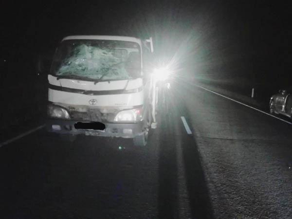 В Аге водитель без прав наехал на пешехода