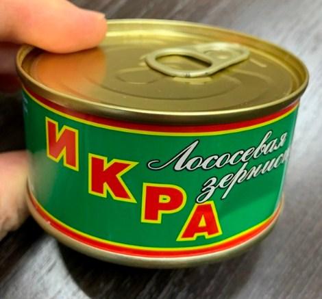 В Иркутской области торговали «икрой», в которой даже не было ДНК рыб