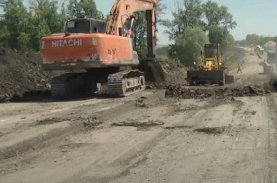 В Тарбагатайском районе Бурятии обновят 9 км трассы