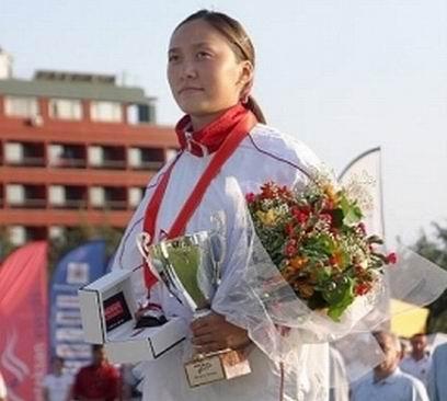 Наталья Эрдынеева