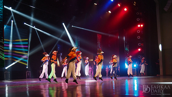 «Танцевальная капель» соберёт в Улан-Удэ хореографические коллективы