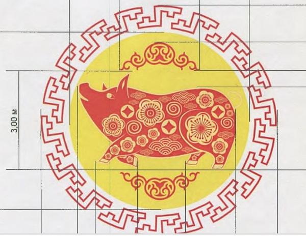 В Улан-Удэ установят свинью на фасаде дома почти за 200 тысяч