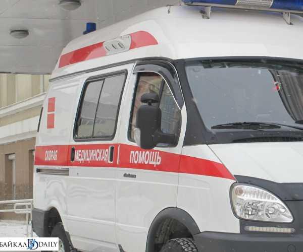 В Улан-Удэ из окна пятого этажа выпал 5-летний ребёнок