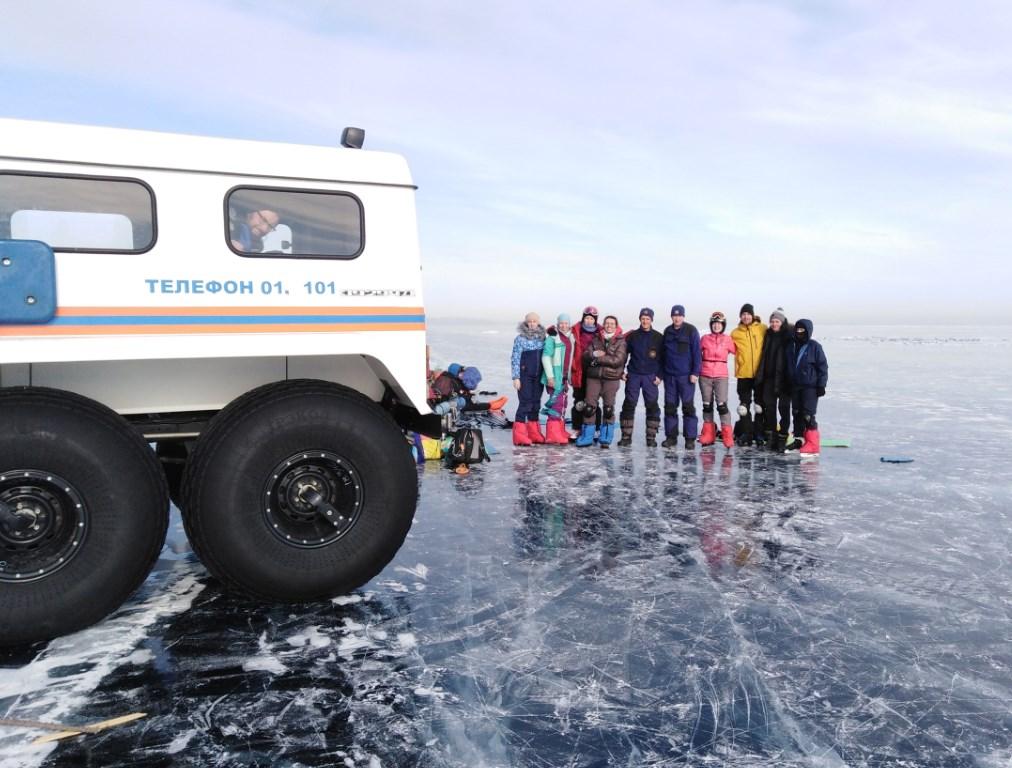 На Байкале спасли туриста из Тюмени со сломанной ногой