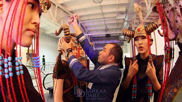В Агинском округе проведут международный конкурс моды