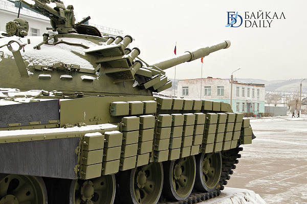 В Бурятии начали готовить женский экипаж для «Танкового биатлона»