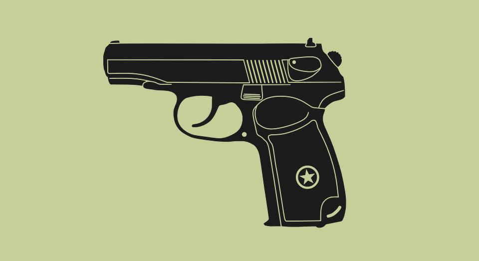 Силовики Бурятии соревновались в стрельбе из боевого оружия