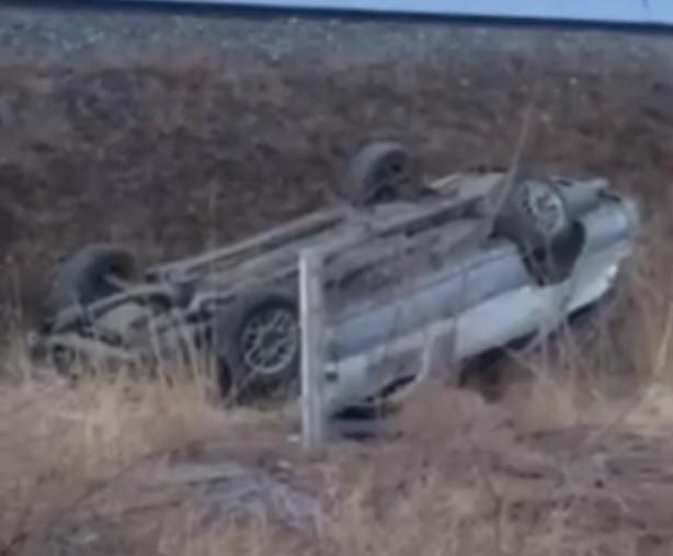 В Бурятии в ДТП пострадали два пассажира