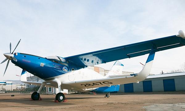 Юрий Трутнев подтвердил, что самолёт «Байкал» будут строить в Улан-Удэ