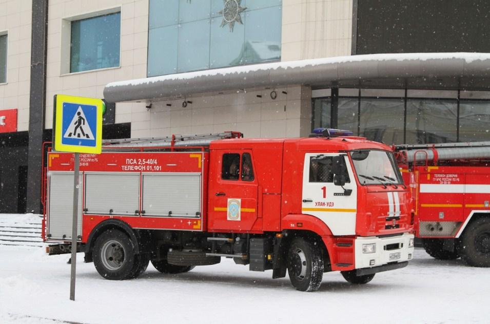 В Улан-Удэ эвакуировали 500 человек из ТРЦ «Форум»