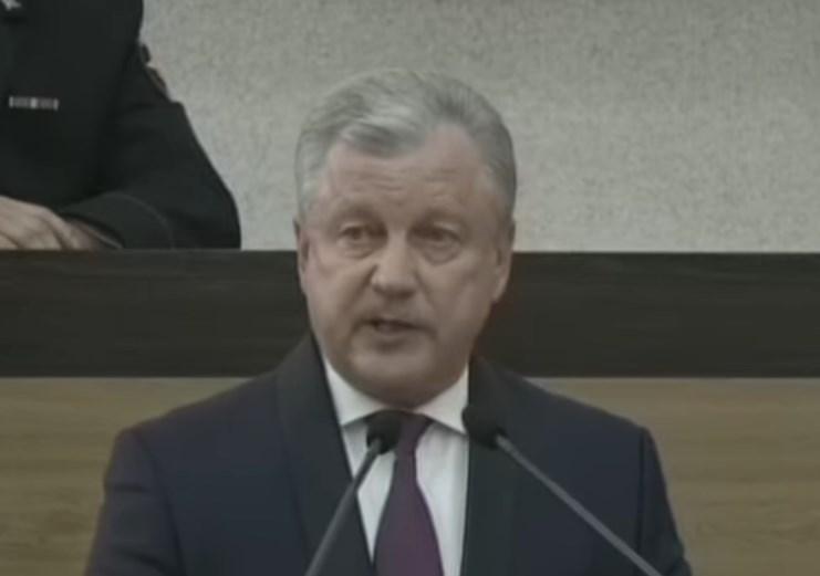 Сергей Серебренников вступил в должность мэра Братска
