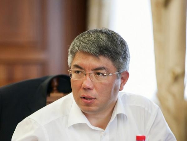 Цыденов рассказал о республиканских мероприятиях, которые вошли в федеральные нацпроекты
