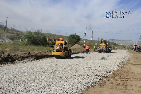 На трассе «Улан-Удэ – Романовка – Чита» отремонтируют 33 км