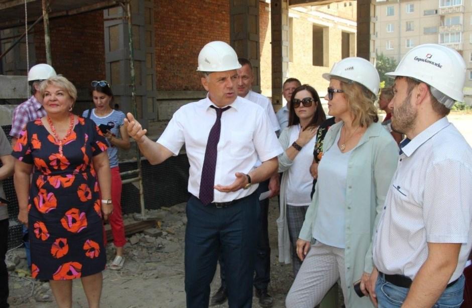 В Ангарске спустя 25 лет обещают достроить школу