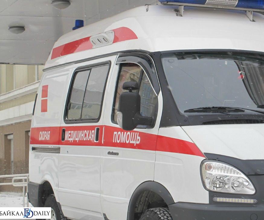 В Братске в ДТП пострадали водитель и трое детей