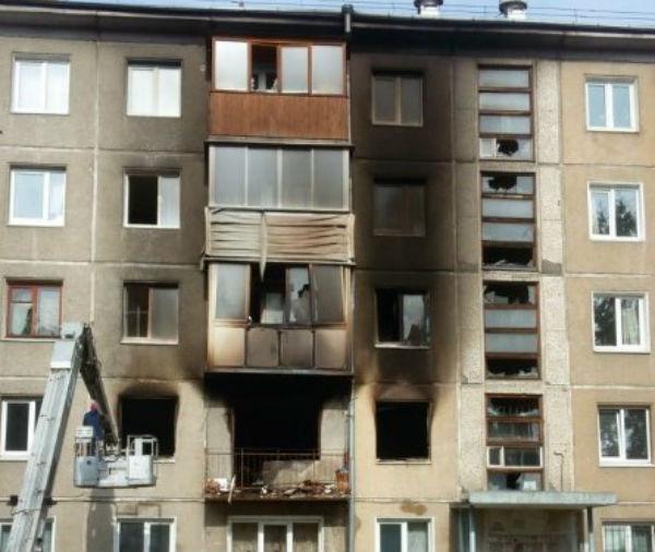 В больнице Ангарска скончался хозяин квартиры, где взорвался газ