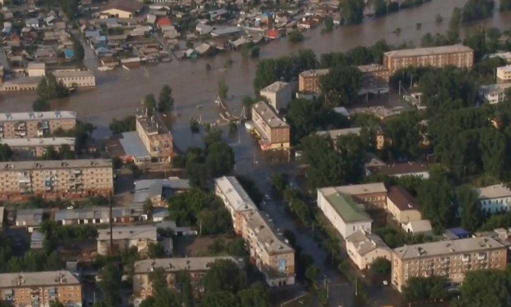 В Иркутской области после наводнения нашли мужчину, скрывавшегося от полиции 24 года