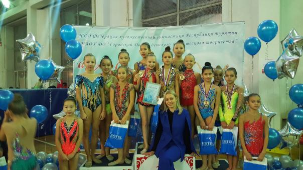 В Улан-Удэ прошёл «Кубок грации»