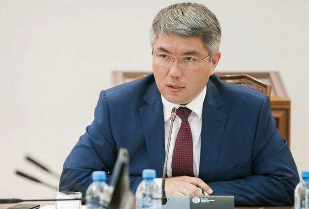 Глава Бурятии вошёл в совет при президенте по развитию местного самоуправления