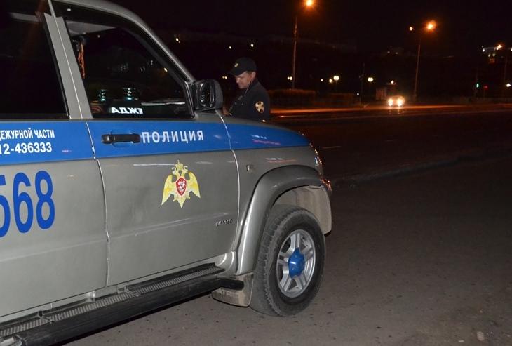 В Бурятии пьяного водителя выдало то, что он вилял по дороге