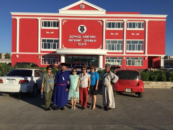 Делегация Бурятии вернулась с фестиваля баргутов в Монголии