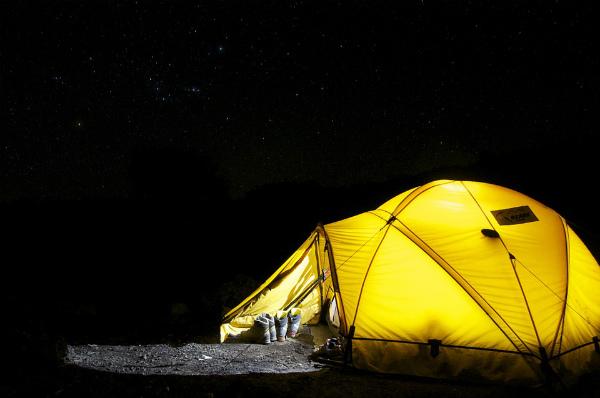 В Улан-Удэ мужчина украл 2 палатки у родственницы
