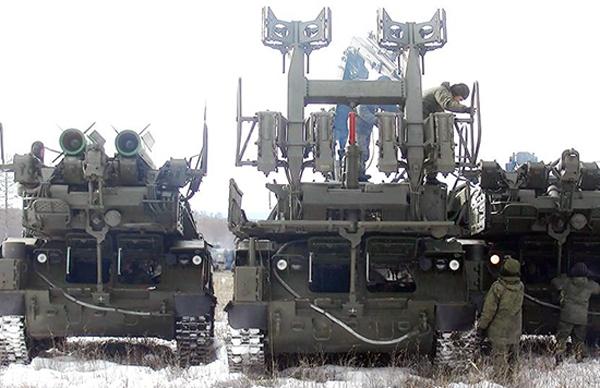 У военнослужащих ВВО в Бурятии прошли контрольные занятия
