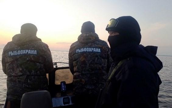 В Бурятии поймали браконьеров с большим уловом омуля