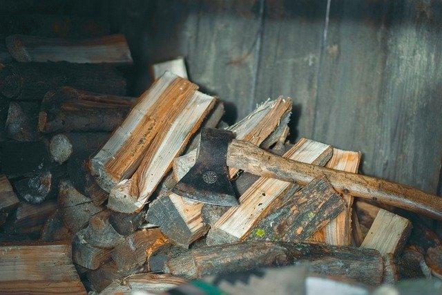 Улан-удэнец валил лес возле дома