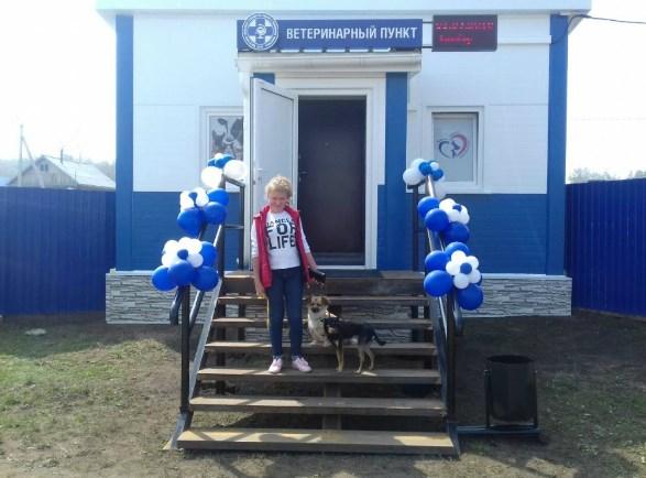 В Иркутской области открыли пять ветеринарных пунктов