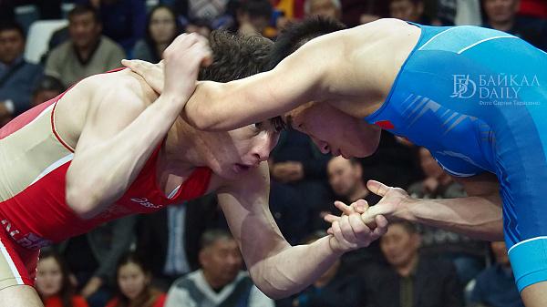 В Бурятии пройдёт чемпионат по вольной борьбе