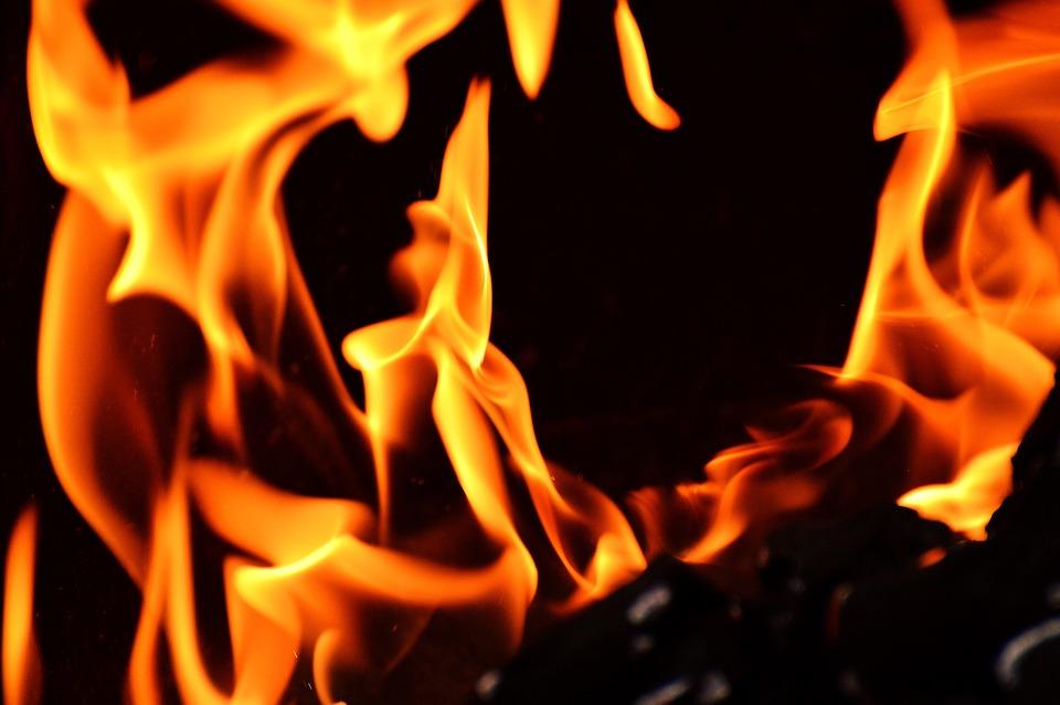 В Иркутске горел детский реабилитационный центр