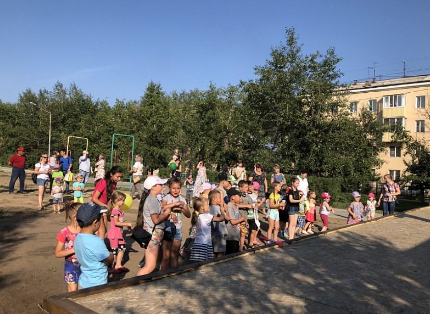 Проект «Растём вместе» открылся в Улан-Удэ