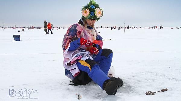 На «Байкальской рыбалке» женщины посоревнуются за путёвки в Таиланд
