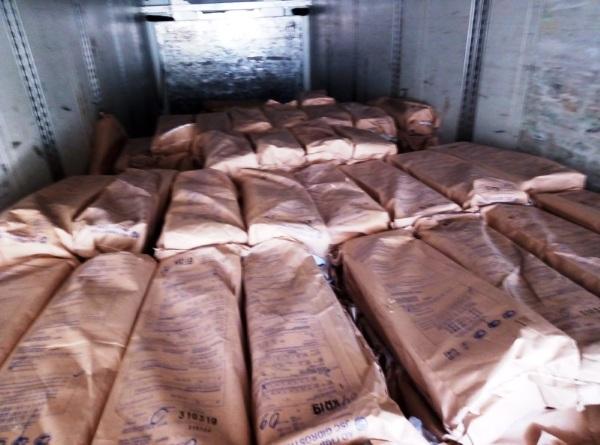 Через Иркутскую область везли 8 тонн рыбы без документов