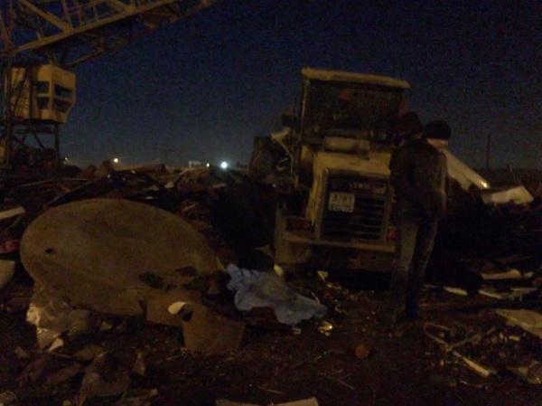 В Чите работника убило отлетевшей металлической деталью